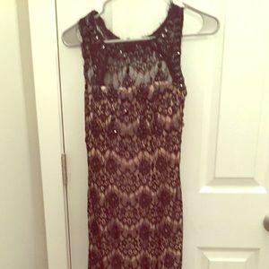 Dresses & Skirts - Formal lace dress.